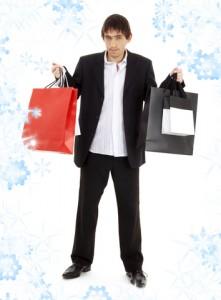 Men are Bad at shopping